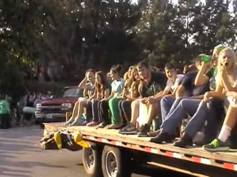 Ste. Genevieve High School Homecoming Parade 10/04/13, Ste. Genevieve, Mo