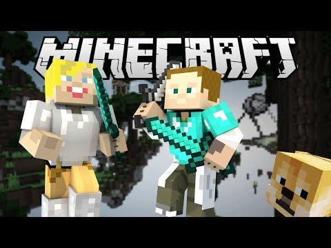 [GEJMR] Minecraft - Porazil nás DOGE! 🐶 😀 SkyWarsky