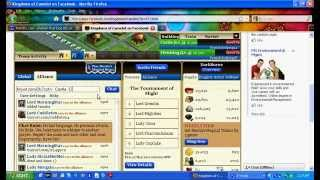 How To Use Tiny URL in Kingdoms of Camelot - Facebook