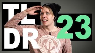 TLDR23: Seksileikin kaamea päätös