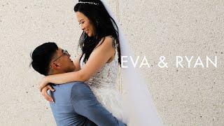 Eva & Ryan | Wedding Trailer | St. Andrew's United Church