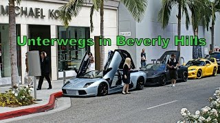 LA Vlog #3 - Besuch beim Rodeo Drive in Beverly Hills