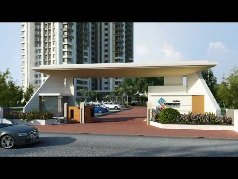 Skyline Synergy - Luxury apartments at Cheranalloor, Kochi