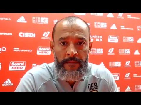Sheffield United 0-2 Wolves - Nuno Espirito Santo - Post Match Press Conference