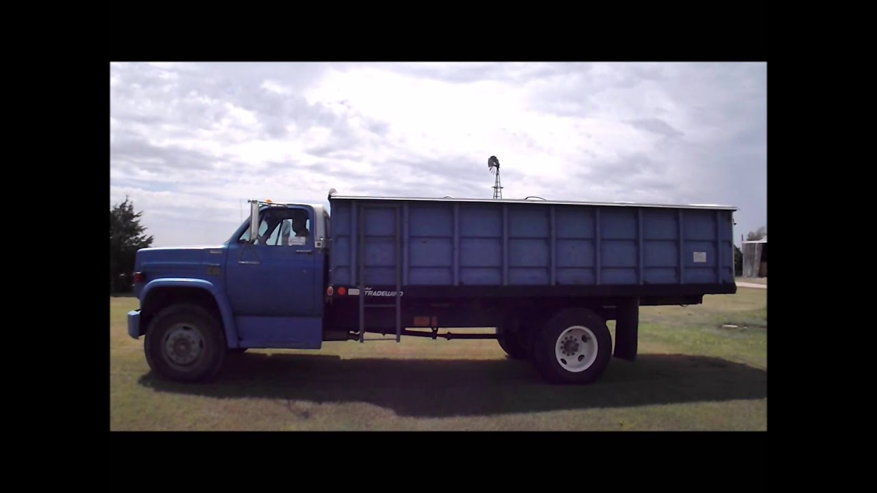 1979 Chevrolet C60 grain truck for sale | sold at auction ...