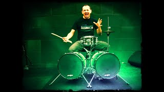 Drum´n`Bass Drumming and Double Strokes