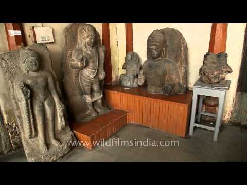 Priceless antiquities and artefacts at Shri Pratap Singh Museum in Srinagar