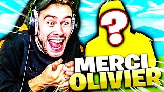 OLIVIER OF FORTNITE AM A NEW SKIN !!!