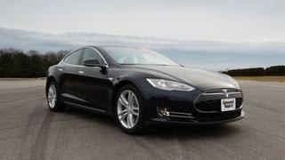 2013 Tesla Model S in testing | Consumer Reports