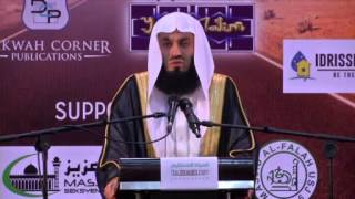 Your Journey Begins Now By Mufti Menk ,March 29 2015, The Straight Path Convention