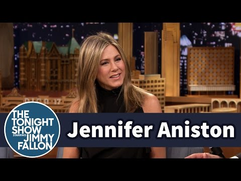Jimmy Fallon Is Jealous Of Jennifer Aniston's Trips With Jimmy Kimmel