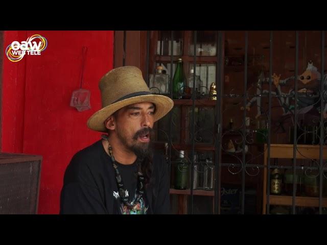 David Salas alias Foca - Artista multidisciplinario - Mexico