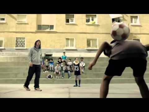 Messi vs kids - funny football commercial | fifa world cup 2014