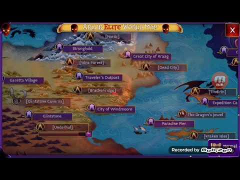 Arcane Legend - Jewels Elixirs Farm War