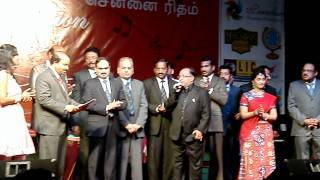 "Bharathi Tamil Sangam Pongal Programme 2012 ""Souve"