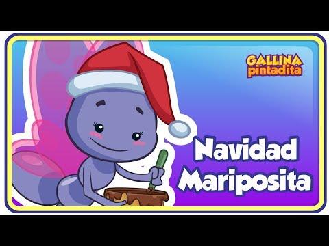 Mariposa Pequeñita Oficial Canciones Infantiles De La