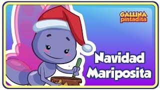 Mariposa Pequeñita - Oficial - Canciones infantiles de la Gallina Pintadita