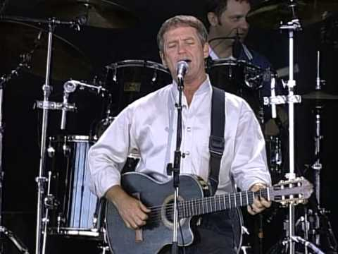 Larry Gatlin - Houston Means That I'm One Day Closer To You (Live at Farm Aid 1999)