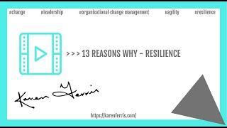 13 Reasons Why. #5 ICD-11