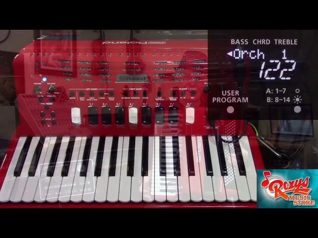 FR-4x Startup Orchestral Sounds