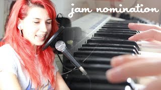 Baby Come Back - Player cover | Jam Nomination Tag