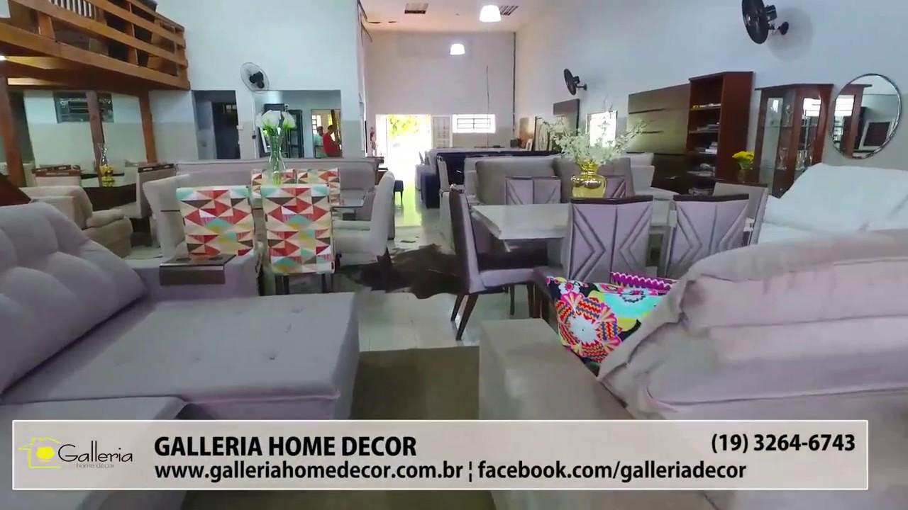 Sofa Dunas E Conjunto De Jantar Galleria Home Decor Campinas Sp