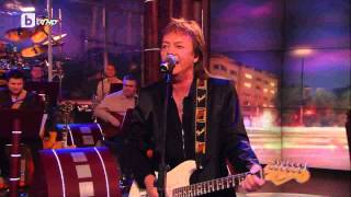 Chris Norman - Lay Back in the Arms of Someone live @ Slavishow (12-02-2013)