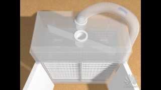 инфракрасный сушильный шкаф. Принцип действия - вентиляции сушильного шкафа на 32 лотка
