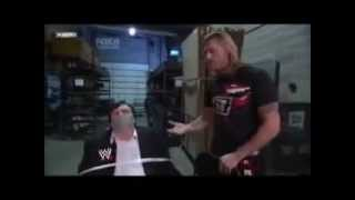 Edge Kidnaps Paul Bearer,Plays with him and Taunts Kane (Full Segment)!!
