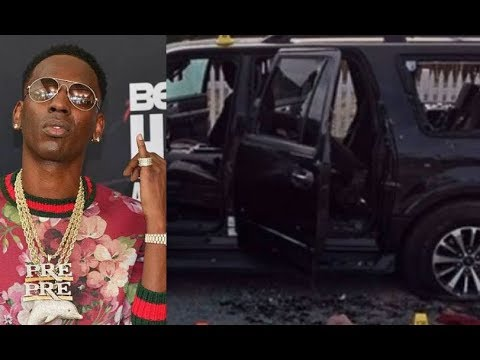 BREAKING: Young Dolph Rapper ATTACKED in Hollywood California ON HIS WAY TO HOSPITAL