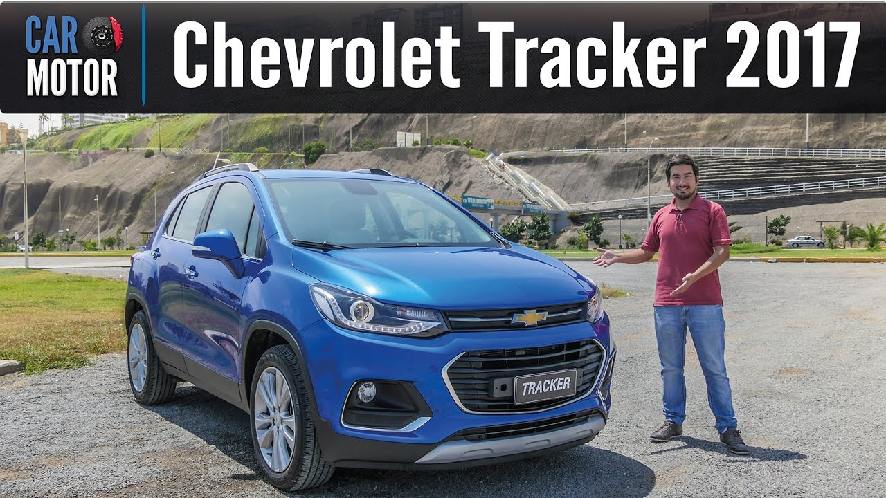 Chevrolet Tracker (Trax) 2018 - Renovada y más sofisticada ...