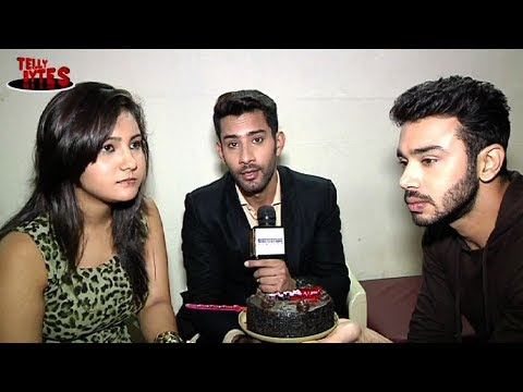 Sahil Uppal aka Kunal celebrate with On screen Siblings!