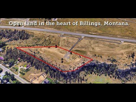 Open Land in the Heart of Billings Montana