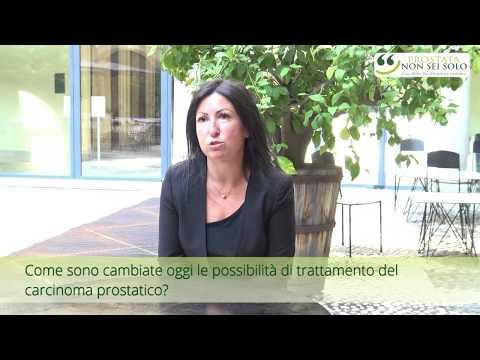 trattamento del carcinoma prostatico della castrazione