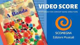 A BANDA - Chico Buarque de Hollanda, arr. Reinter