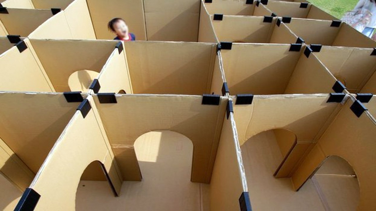 16 things you can make with a cardboard box that will blow