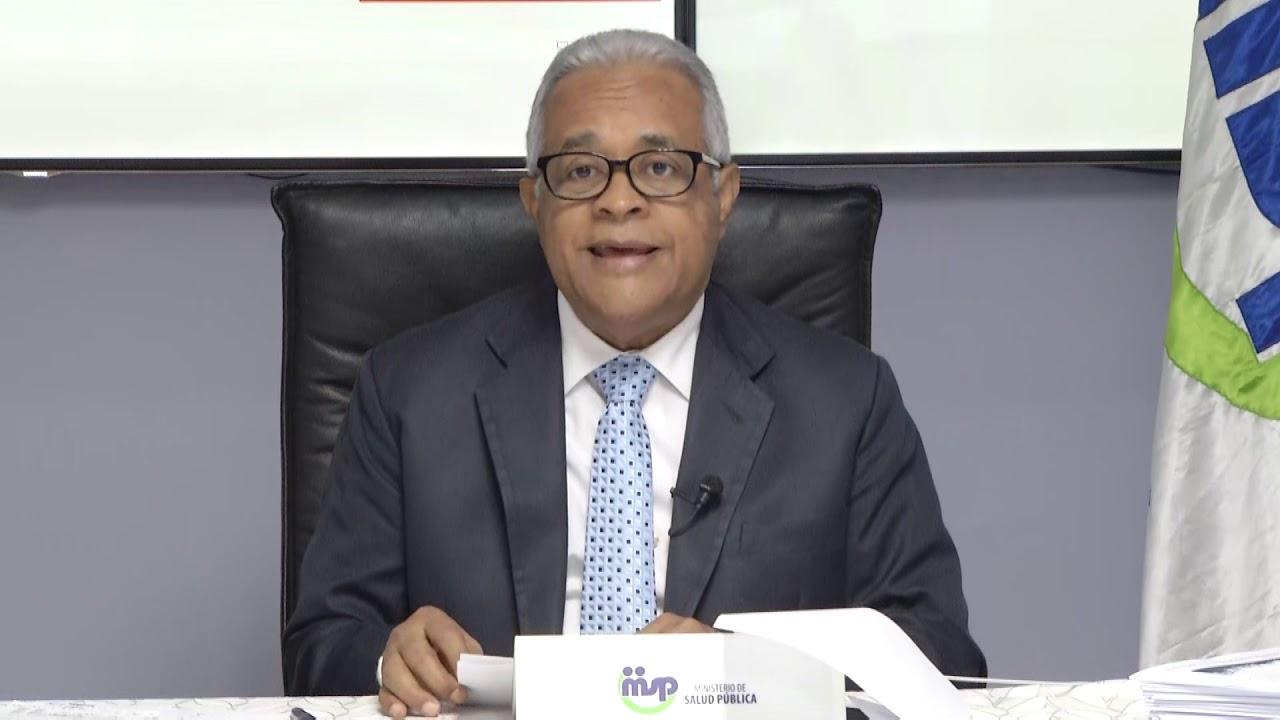 Boletín #105 Coronavirus. Ministro de Salud. Videoconferencia 02/07/2020