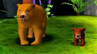 Disney's Brother Bear (PC) (2003) - Salmon Forest