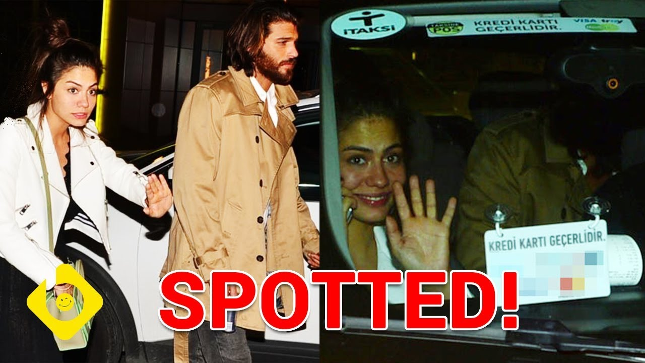 Can Yaman and Demet Özdemir's LOVE is documented! | Try to Hide