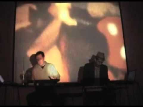 Duet for Theremin and Lap Steel Zeitgeist Gallery 2010 part 1.mp4