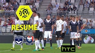 Video Gol Pertandingan FC Girondins De Bordeaux vs SM Caen