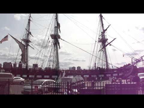 USS Constitution and Charlestown Navy Yard | Boston, MA