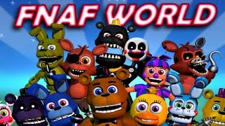 FNaF World: Five Nights at Freddy's World ArcadeGo Live Stream