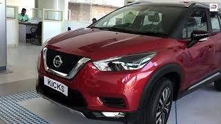2019 Nissan KICKS Close-up Review | features | Big on Space SUV | Top XV Pre (O)