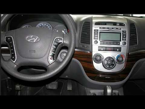 2011 Hyundai Santa Fe GLS in Winnipeg, MB R3T 6A9