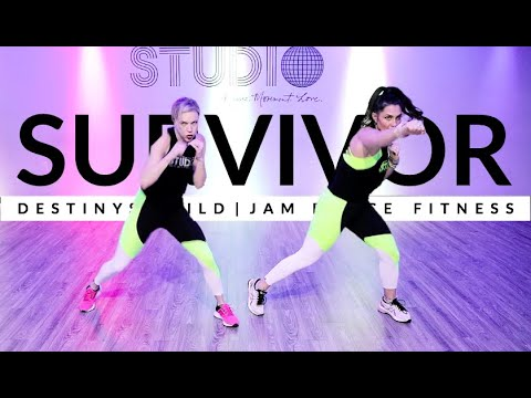 Survivor by Destiny's Child Arm Workout