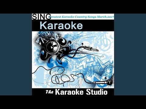 Tin Man (In the Style of Miranda Lambert) (Karaoke Version)