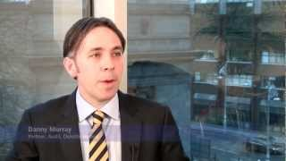 Danny Murray, Partner, Audit, Deloitte Ireland(Danny talks about the contributions Deloitte makes that promote the growth and well-being of local economy and wider community at large., 2013-03-12T13:58:04.000Z)