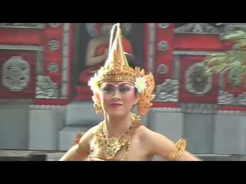 Video Tari Tradisional Bali (bagian 1) - Papua