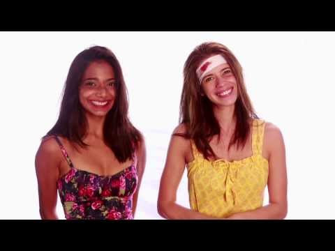 It's Your Fault - Kalki Koechlin and VJ Juhi Pandey (AIB365)